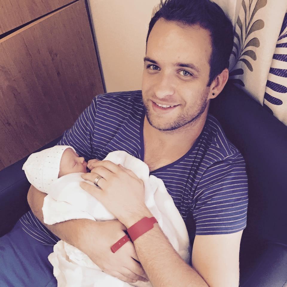 Matt & Hayden Geri