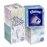kleenex tissues snotty nose