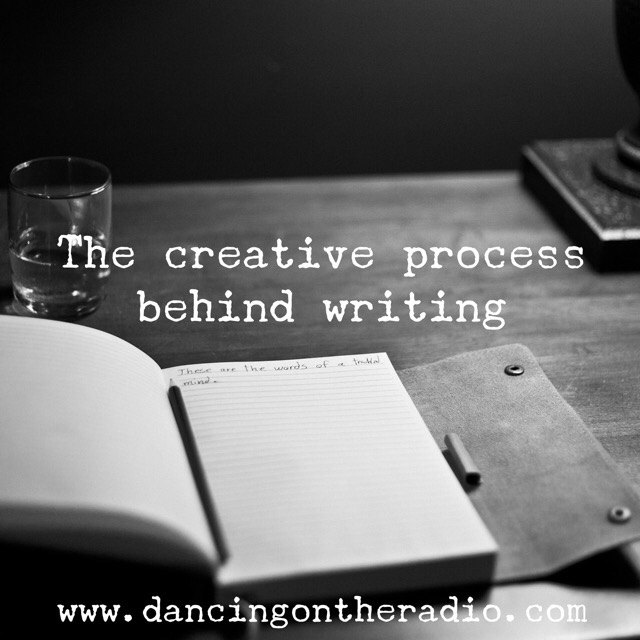 the creative process behind writing - an interview megg.me