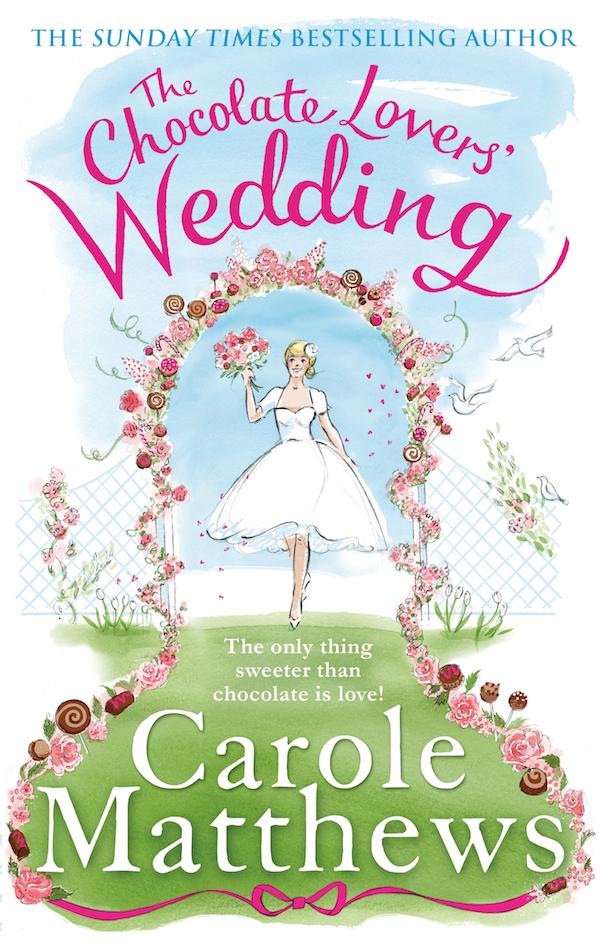 Chocolate Lover's Wedding - Carole Matthews