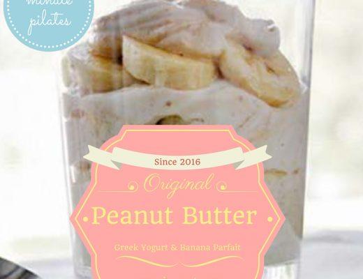 peanut butter yoghurt