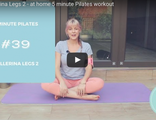 ballerina legs workout