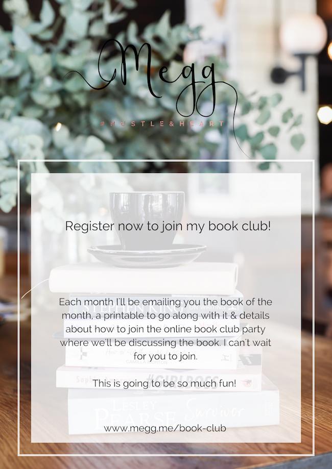 meggs online book club