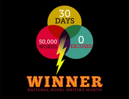 Finish NaNoWriMo 2016