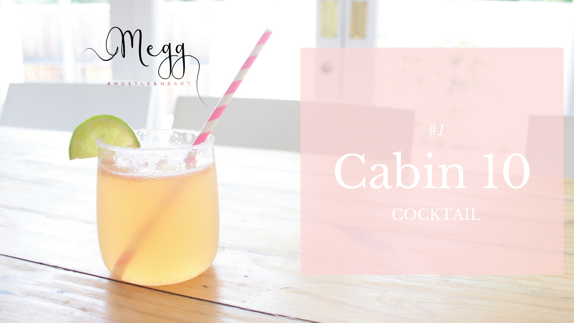 cabin 10 grapefruit lime wine cocktail