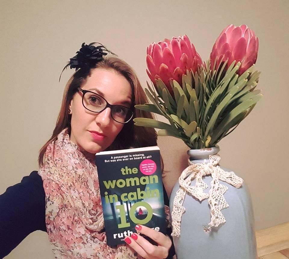Nicole Book Club Selfie