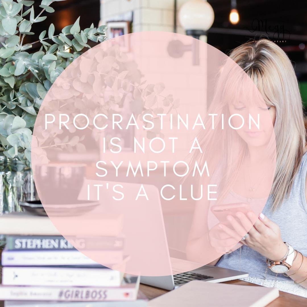 Procrastination Megg