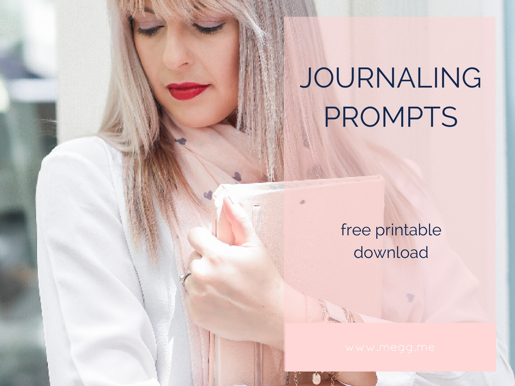 megg geri journaling prompts