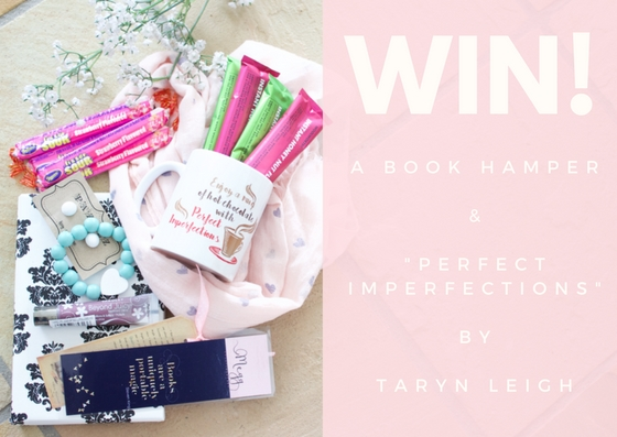 book hamper giveaway