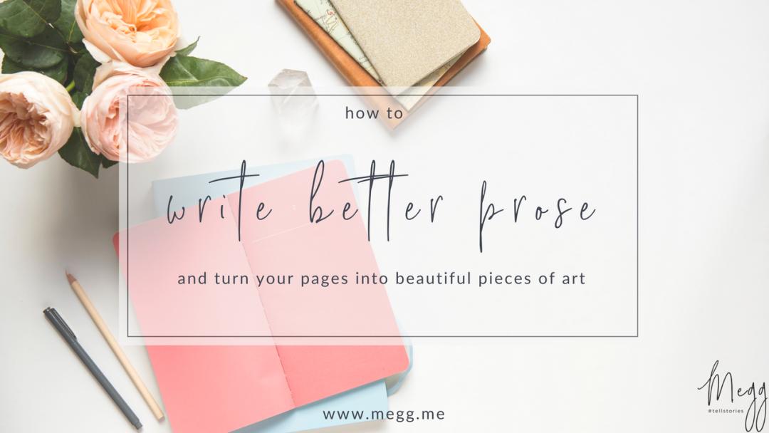 write better prose